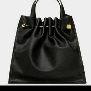 Zara bucket bag..NWT